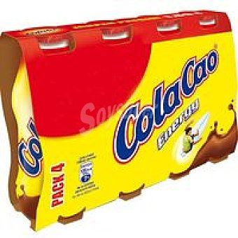 Cola Cao Batido Cola Cao Energy P-4x200 pack-4 x200ml