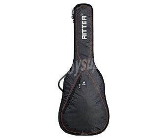 Ritter Funda para guitarra acústica / clásica RGP2-C 4/4, negro