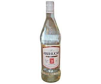 Arehucas Ron blanco 37.5º Botella de 1 l