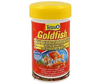 Tetra Comida para peces de agua fría goldfish escama Bote 100 ml