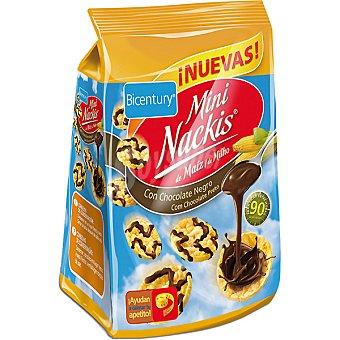 Bicentury Mininackis maiz c/chocolate 40 g