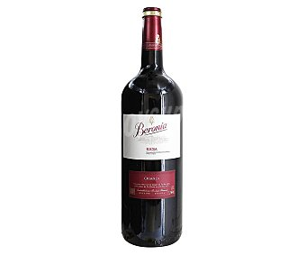 Beronia Vino tinto crianza con denominación de origen Rioja 1,5 l