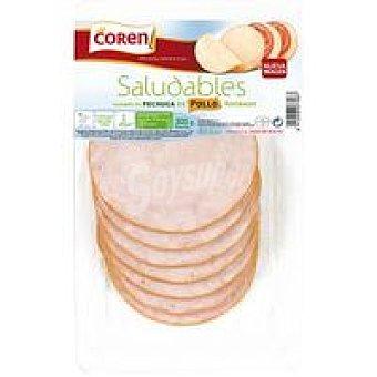 Saludable Pechuga de pollo adobada Bandeja 250 g