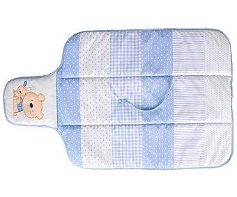 PisPas Vestidor bebé azul