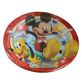 Disney Platos desechables (diferentes modelos) Bolsa 10 uds