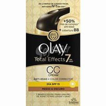 OLAY Total Effects CC Cream medio Tarro 50 ml