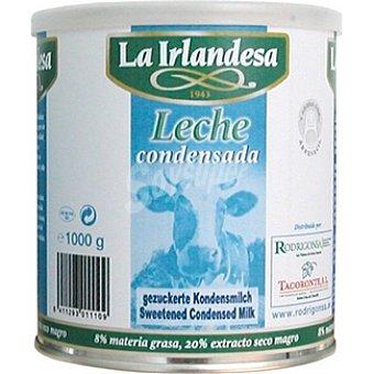 La Irlandesa Leche condensada Lata 1000 g