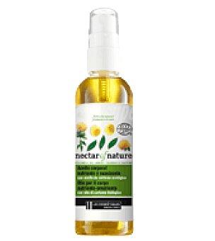 Les Cosmetiques Aceite corporal con aceite de cartamo ecológico 100 ml.