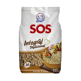 Sos Arroz integral Paquete 1 kg