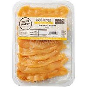 E. NATUR Filete de pechuga corte extrafino 400 g