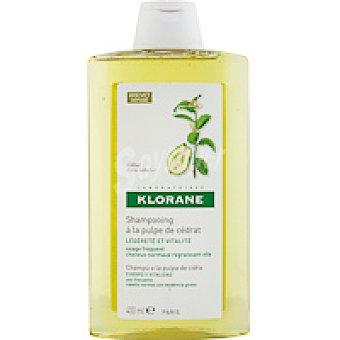 Klorane Champú de cidra Bote 400 ml
