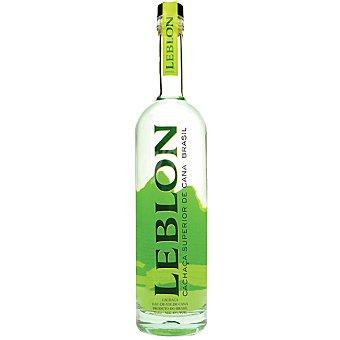 Cachaça Leblon superior artesanal de caña de Brasil Botella 70 cl