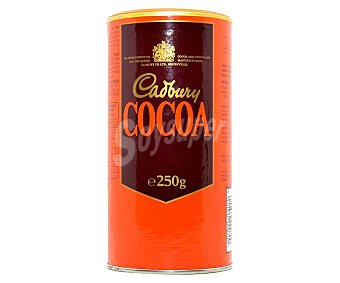 Cadbury Cacao a la taza en polvo COCOA 250 g