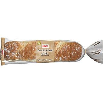 Pan de Horno Bimbo barra de pan cortada  bolsa 400 g