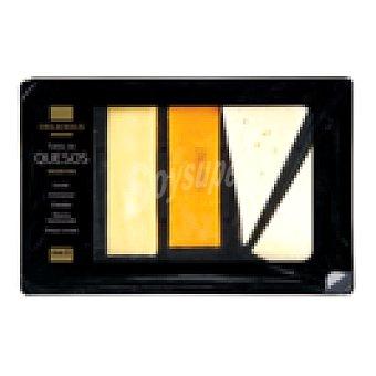 DIA DELICIOUS Tabla de quesos selectos barqueta 200 gr