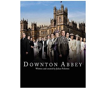 PARAMOUNT Downton Abbey Temp. 4