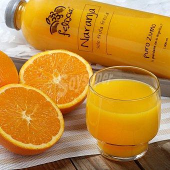 Felixia Zumo fresco de Naranja Botella de 1 litro