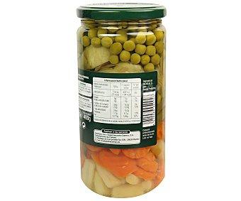 Auchan Menestra de verduras al Natural 400 gramos