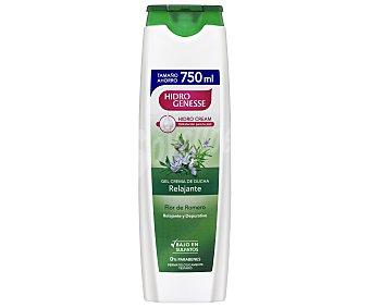 Hidrogenesse Gel crema de ducha relajante Bote 750 ml