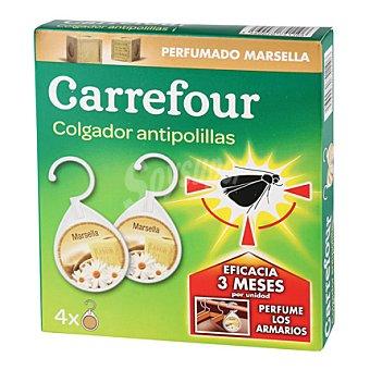 Carrefour Colgador antipolillas perfumado Marsella 4 ud