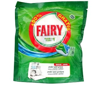 Fairy Todo en 1 original 18+9 caps