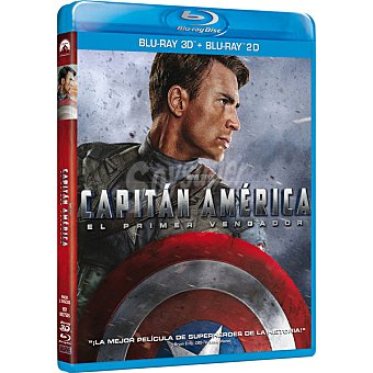 Capitán América (joe Johnston) 3D