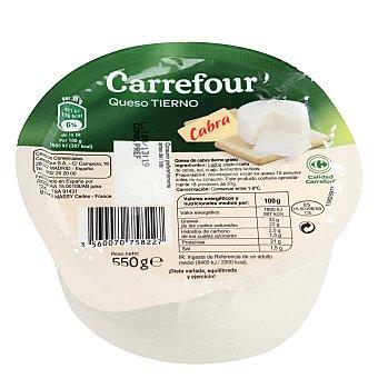 Carrefour Queso tierno de cabra mini 550 g
