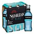 Tónica blue 6 botellines de 20 cl Nordic Mist