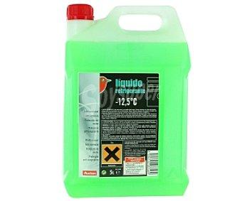 Auchan Líquido anticongelante, refrigerante, con temperatura mínima de -12.5º C 5 litros