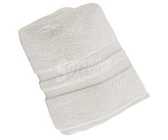 Actuel Toalla de ducha confeccionada en 100% algodón color gris claro, 500g/m² de densidad, actuel. 500 g