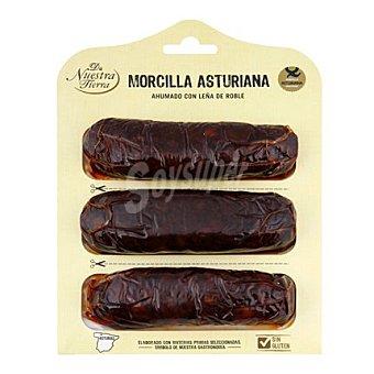 De nuestra tierra Morcilla Asturiana - Sin Gluten 400 g