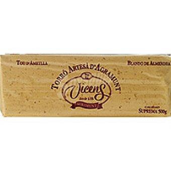 Vicens Turrón blando artesano Tableta 500 g