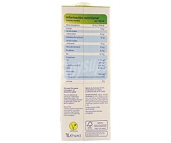 Alpro Asturiana Bebida de avellana baja en grasas con calcio y vitamina B2D y E  envase 1 l