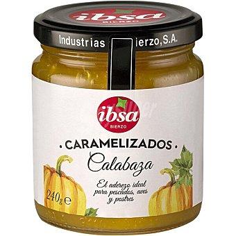 Ibsa Calabaza caramelizada Frasco 240 g