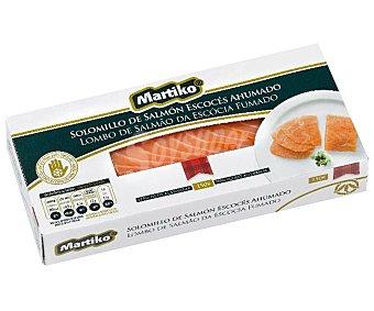 Martiko Solomillo de salmón escocés ahumado 150 gramos