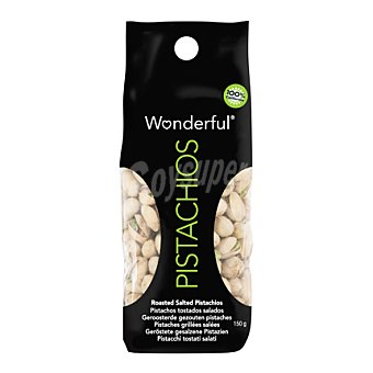 Wonderful Pistacho con sal 150 g
