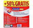 Detergente en pastillas para lavavajillas Oro 441,6 g Somat