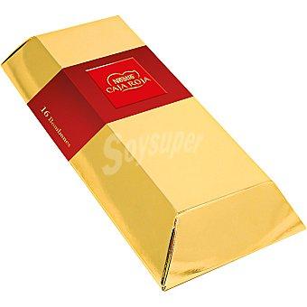 Caja Roja Nestlé Lingote bombones surtidos Estuche 150 g