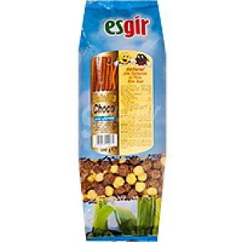 Esgir Cereales de vainilla-chocolate sin gluten Bolsa 300 g
