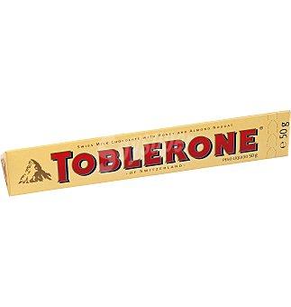 Toblerone Chocolate con leche 50 G 1 UNI