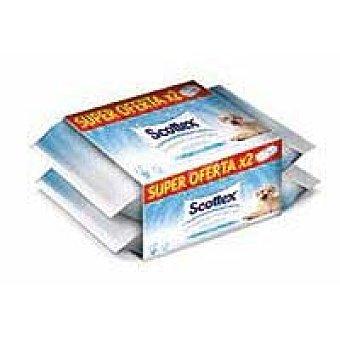 Scottex Fresh Papel Higiénico Húmedo 84 unidades