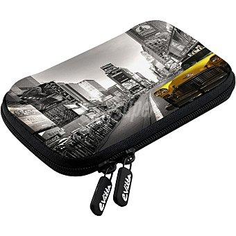 EVITTA Funda E-Vitta NY Taxi para disco duro 2,5''
