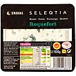 Queso Roquefort 100 g D.O.P. Eroski SELEQTIA