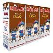 batido de cacao pack 3 envases 200 ml Millac