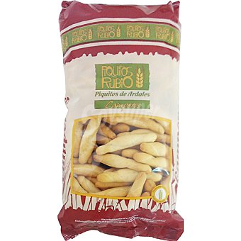 Rubio Piquitos camperos de pan Bolsa 300 g
