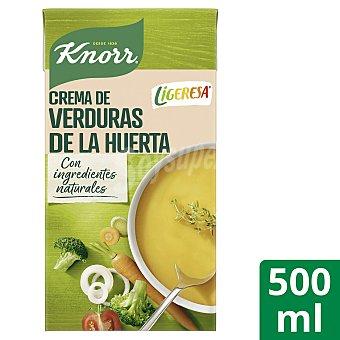 Knorr Crema de verduras de la huerta Envase 500 ml