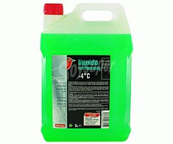 Auchan Líquido anticongelante, refrigerante, con temperatura mínima de -4º C 5 litros