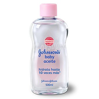 Johnson's Baby Aceite Corporal 500ml