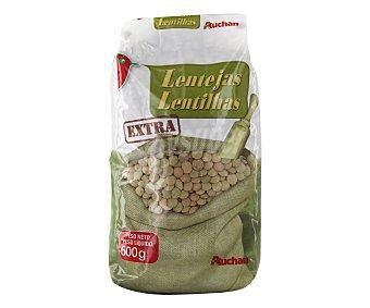 Auchan Lentejas Castellana 500 Gramos
