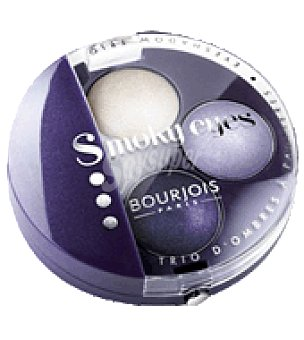 Bourjois Sombra de ojos trio Smoky nº 06 violet roman 1 ud